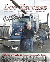 100 Gordon Trucking Pacific Wa Log Trucker Loggers World LLC
