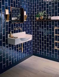 déco salle de bain zen salle de bain 5m2 carrelage bleu