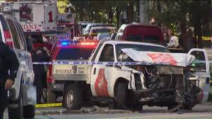 Two Dead, Multiple People Hit By Home Depot Truck In New York | CW33 ...