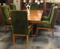 Used Wooden Captains Chairs by Used Furniture Gallery