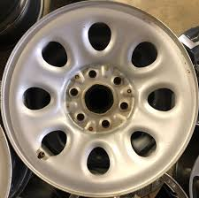 100 Oem Chevy Truck Wheels Used 2004 Chevrolet Silverado 1500 For Sale