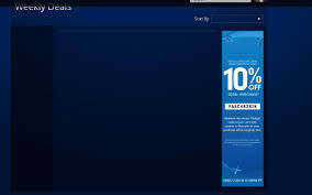 PSN US Store 10% Off] [Screenshot] Looks Like It's Good For Everyone ...