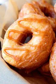 Pumpkin Muffin Dunkin Donuts Weight Watchers Points by The Absolute Best Fall Donut Homemade Hooplah