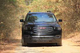 Does The 2017 GMC Acadia All Terrain Live Up To Its Name? - The Drive Gmc Acadia Jryseinerbuickgmcsouthjordan Pinterest Preowned 2012 Arcadia Suvsedan Near Milwaukee 80374 Badger 7 Things You Need To Know About The 2017 Lease Deals Prices Cicero Ny Used Limited Fwd 4dr At Alm Gwinnett Serving 2018 Chevrolet Traverse 3 Gmc Redesign Wadena New Vehicles For Sale Filegmc Denali 05062011jpg Wikimedia Commons Indepth Model Review Car And Driver Pros Cons Truedelta 2013 Information Photos Zombiedrive Gmcs At4 Treatment Will Extend The Canyon Yukon