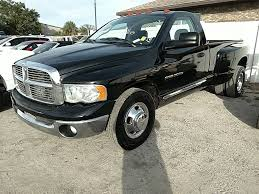 Used 2004 Dodge Ram 3500 SLT RWD Truck For Sale Okeechobee FL ... 2004 Dodge Ram Pickup Truck Bed Item Df9796 Sold Novemb Mega X 2 6 Door Door Ford Chev Mega Cab Six Special Vehicle Offers Best Sale Prices On Rams In Denver Used 1500s For Less Than 1000 Dollars Autocom 1941 Wc Sale 2033106 Hemmings Motor News Lifted 2017 2500 Laramie 44 Diesel Truck For Surrey Bc Basant Motors Hd Video Dodge Ram 1500 Used Truck Regular Cab For Sale Info See Www 1989 D350 Flatbed H61 Srt10 Hits Ebay Burnouts Included The 1954 C1b6 Restoration Page