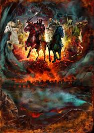 The 4 Horsemen Of Apocalypse