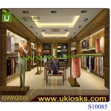 Retail Store Furniture Display Clothes Wood Rack Suppliers And Manufacturers At Alibaba