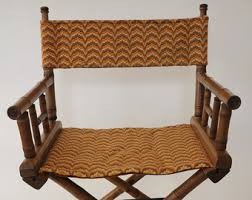 Telescope Beach Chairs Free Shipping by Retro Folding Chair Etsy