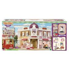 Calico Critters Town Series Grand Department Store Gift Set   Calico ... You Scream I Screamwe All For Ice Cream Stephanie Playmobil Ice Cream Truck Bright Multi Colors Products Find More Calico Critters Driver Customer And Amazoncom Skating Friends Toys Games Critters Ice Cream Truck Youtube Our Generation Sweet Stop Creative Kidstuff Melissa And Melody Bath Time Set Usa Canada Castle Babys Nursery Jouets Choo School Bus Intertional Playthings Toysrus Hazelnut Chipmunk Twins From 799 Nextag