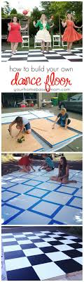 How To Build A Dance Floor | Renting, Dancing And Tutorials Our Outdoor Parquet Dance Floor Is Perfect If You Are Having An Creative Patio Flooring 11backyard Wedding Ideas Best 25 Floors Ideas On Pinterest Parties 30 Sweet For Intimate Backyard Weddings Fence Back Yard Home Halloween Garden Flags Decoration Creating A From Recycled Pallets Childrens Earth 20 Totally Unexpected Flower Jdturnergolfcom