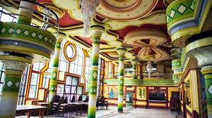 100 Dream Houses Inside Step Bolivias Psychedelic Homes YouTube