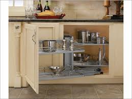 Corner Kitchen Cabinet Storage Ideas by Kitchen Deep Cabinet Storage Solutions How To Build A Corner