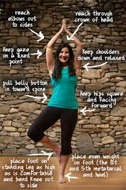There Are Several Variations Of The Tree Pose See Below And All Them Great For Strengthening Your Lower Body Limbering Hips Challenging