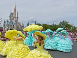 Vienna Halloween Parade Street Closures by Mouseplanet Walt Disney World Resort Update For April 18 24