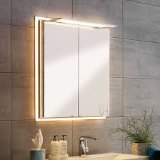 spiegelschrank modern line