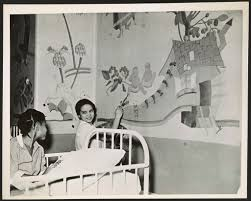 Harlem Hospital Mural Pavilion by The World U0027s Most Recently Posted Photos Of Harlemhospital Flickr