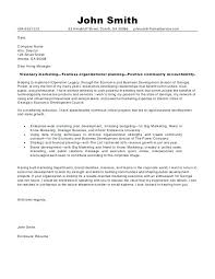 Examples Of A Resume Cover Letter Luxury Sample For Best Senior Executive Letters Nursing