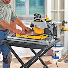 Dewalt Tile Saws Home Depot by Dewalt D24000 Wet Tile Saw Contractors Direct