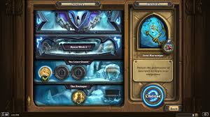 Basic Deck Hearthstone Priest by Lord Marrowgar Boss Guide The Lower Citadel Frozen Throne