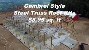 Best Prices STEEL TRUSSES And Pole Barn Kits AMERICAN MADE - YouTube Home Steel Truss Pole Barns Vaulted Clearspan Web Buildings Northwest Llc Open Shelter And Fully Enclosed Metal Smithbuilt Barn Kit Prices Strouds Building Supply Decorations 84 Lumber Garage 30x40 Roof Beautiful Roof Trusses Wood How To Build A Pole Barn Garage Pinterest Used Prefab For Sale