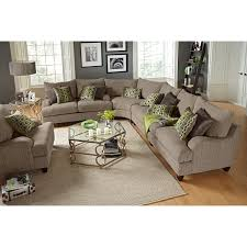 Hodan Sofa Chaise Art Van by Santa Monica Ii Upholstery 3 Pc Sectional By Kroehler This Is