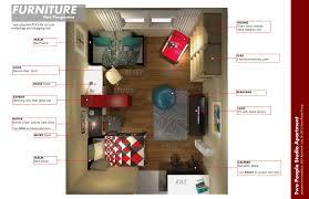 100 Small One Bedroom Apartments IKEA Studio Apartment Ideas Two People Studio Apartment Plan
