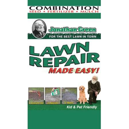 Jonathan Green Lawn Repair Made Easy Fertilizer - 15lbs
