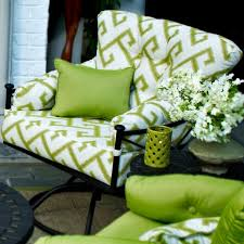 Meadowcraft Patio Furniture Cushions by Meadowcraft Grayson Wrought Iron Deep Seating Patio Swivel Rocker