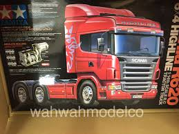 100 Rc Model Trucks Tamiya 56323 114 RC Scania R620 Highline WAH WAH MODEL SHOP