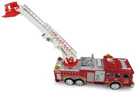 100 Fire Truck Sirens Wonder Toys Improved Large 16 Inch Engine With Big