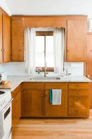 Before After A 1960s Kitchen Opens Up For Under 200
