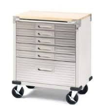 Six Drawer Storage Cabinet by Amazon Com Seville Classics Ultrahd 6 Drawer Rolling Cabinet