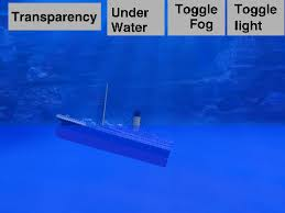 Titanic Sinking Simulation Real Time by Sinking Ship Simulator V2 1 On Scratch