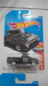 Hot Wheels HW Custom '56 Ford Truck (end 9/19/2018 11:15 PM) Hot Wheels Trackin Trucks Speed Hauler Toy Review Youtube Stunt Go Truck Mattel Employee 1999 Christmas Car 56 Ford Panel Monster Jam 124 Diecast Vehicle Assorted Big W 2016 Hualinator Tow Truck End 2172018 515 Am Mega Gotta Ckc09 Blocks Bloks Baja Bone Shaker Rad Newsletter Dairy Delivery 58mm 2012 With Giant Grave Digger Trend Legends This History Of The Walmart Exclusive Pickup Series Is A Must And