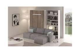 lit avec canapé lit escamotable avec canape integre 2017 et lit avec armoire