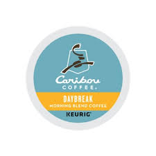 K Cup Caribou Morning Blend