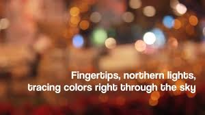 Northern Lights Cider Sky Lyrics