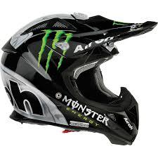 Airoh Aviator Monster Energy Motocross Helmet