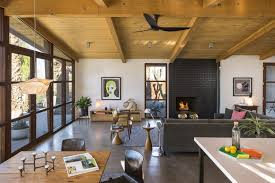 Old Ranch Home In Palm Springs Gets Inspiring Renovation