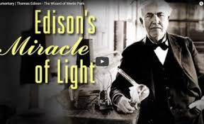 the who invented the light bulb edison documentary