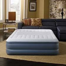 Queen size air mattress walmart with tri zone lumbar support