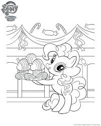Pinkie Pie Coloring Pages Medium Size Of Page My Little Pony Book And Rainbow Dash