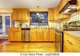 bois dur doré bois floor cuisine bois dur doré images de