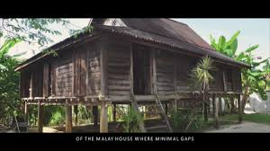 100 The Deck House Asian Architecture P1 Case Study Malay Vernacular