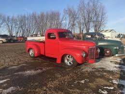 100 1947 International Truck IHC KB1 Marquette NE Schwanke Engines LLC