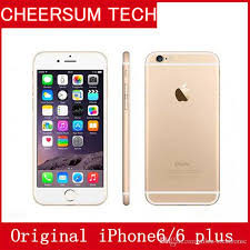 Dhl Unlocked Original Apple Iphone 6 Plus Iphone6 Without