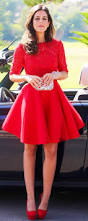 stylish short and long red prom dresses u0026 gowns fashionspick com