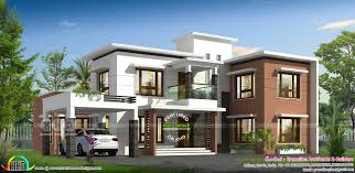 100 Contemporary House Design 2019 Kerala Home Design And Floor Plans