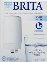 Brita Faucet Filter Replacement Instructions by Brita Faucet Replacement Filter 1 Filter Rite Aid