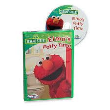 Elmo Potty Seat Cover by Sesame Street Elmo U0027s Potty Time Dvd Buybuy Baby